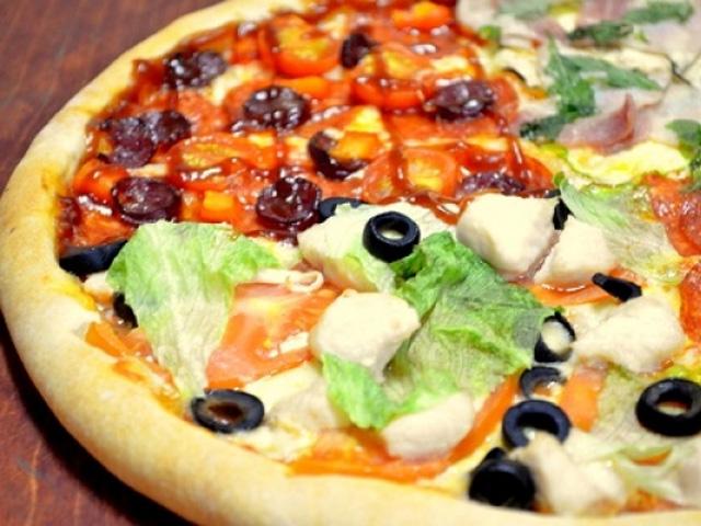 Пицца Четыре комнаты