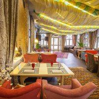 интерьер круглосуточного кафе в ЮЗАО