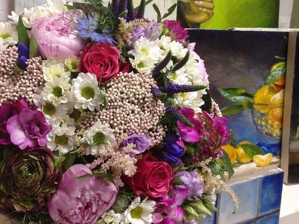 магазин цветов и подароков F-Sense