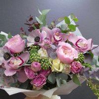 цветочная мастерская