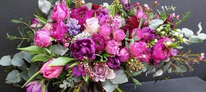 Круглосуточная цветочная мастерская «Four Sisters» на Симферопольском бульваре