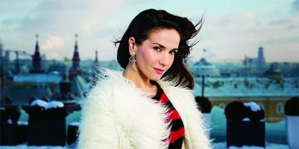 Наталья Орейро в Москве