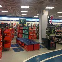 Спортивный магазин метро Смоленская