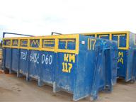 контейнеры для вывоза мусора