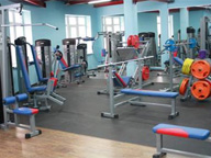 круглосуточный фитнес-клуб LLFit