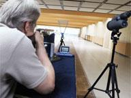 Пристрелка оружия в тире Хантер на Тушинской