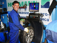 Шиномонтаж SM24 работает 24 часа